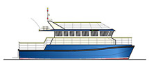 15.00m Catamaran Survey Vessel Profile