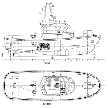 15.50m Workboat GA