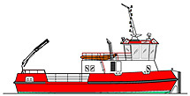 20.00m Workboat