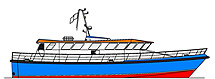24.80m Medical Vessel Profile