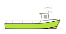 6.80m Workboat Profile