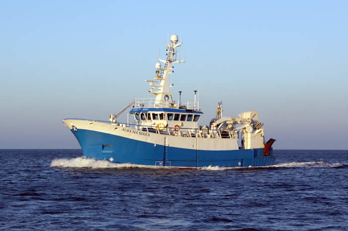 27.00m Research Vessel Photograph