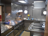 27.00m Research Vessel Galley Photograph