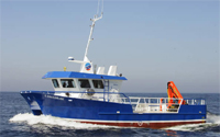 Lornabrak - 12.44m Catamaran Workboat