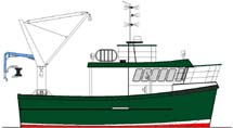 10.85m Catamaran Survey Vessel
