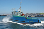 Ugie Runner - 13 metre DOT Harbour Workboat