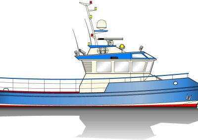 15.00m-General-Service-Tug-Workboat-Torgem-Profile
