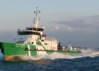 45m Patrol Vessel