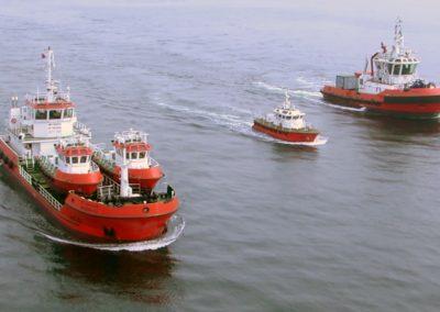 Tor Marine – Saudi Sea Ports