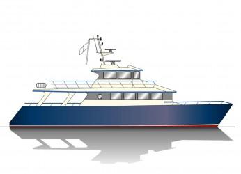 25.00m VIP Vessel Profile