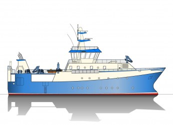 40.00m Research Vessel Profile