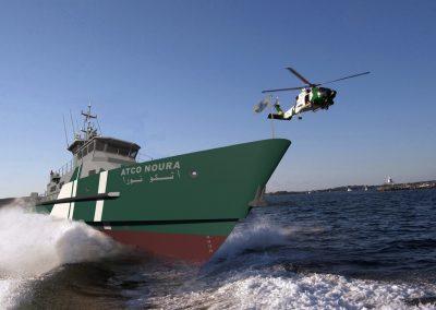 45.00m Patrol Vessel