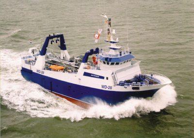 40.00m Trawler