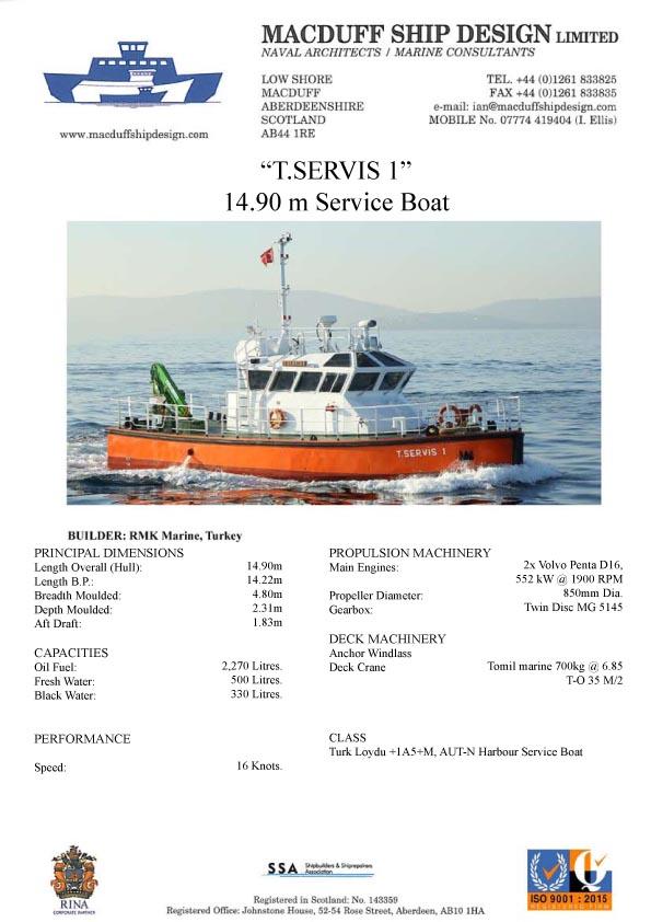 RMK Marine | Macduff Ship Design