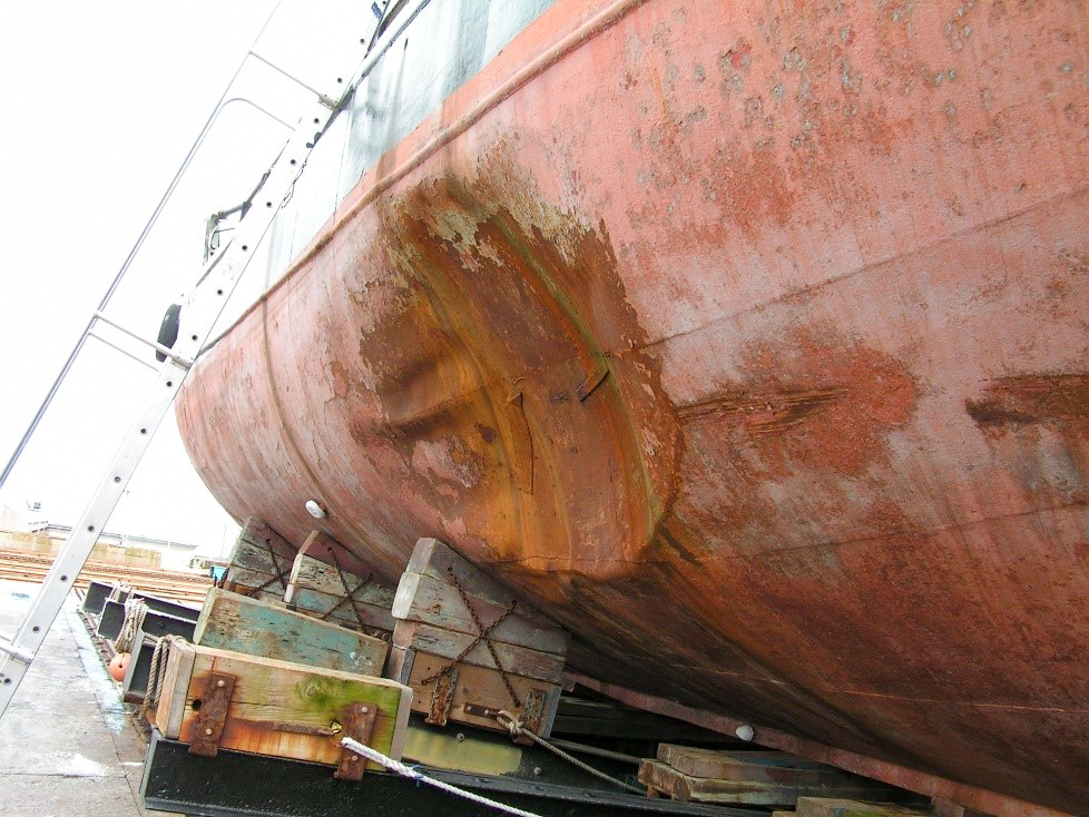 Damaged Hull Survey