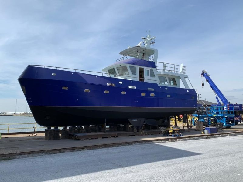 Wide Range Of Vessels Surveyed In May